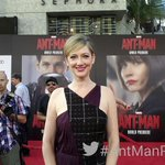 Live from the World Premiere of Marvels #AntMan with @missjudygreer! http://t.co/G3LXLDhbgx