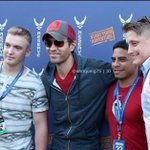 sara91216251: Meet & Greet #BackStage #Fans #Oklahoma ♥ enrique305 http://t.co/24XnWkHNUs Loving all things Oklahoma! #ionok #oklahoma io…