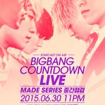 [BIGBANG - COUNTDOWN LIVE:MADE SERIES CHECKPOINT COUNTER] originally posted by http://t.co/XZQ3IOI9MY #MADESERIESD http://t.co/wvFapbgcyO