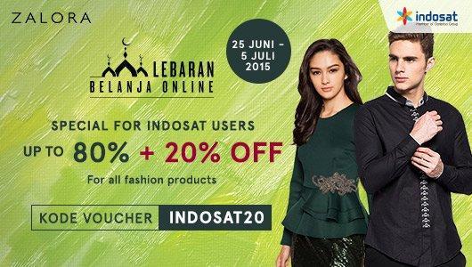 Kampanye Belanja Online Lebaran Dari Indosat - AnekaNews.net