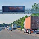 #Canicule : vigilance orange sur 26 départements. Conseils pour les trajets sur autoroute : http://t.co/L4cRls7r1C http://t.co/PPmv2Q1tTL