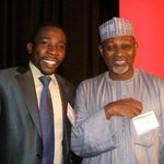 The tenure of INEC chairman Prof Jega ends today. We wish him all the best. We thank him for his service. ???????? ???????????????? http://t.co/q6GK9UNaHN