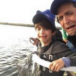 Bollywood @ 13 megapixels - @iHrithik vacations with his sons in South Africa