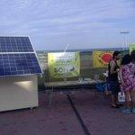 La cooperativa @SomEnergia estarà al @cruillabcn amb el punt de recarrega de mòbils a través de plaques solars! http://t.co/f4KKcM5ZSe