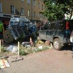 Два свидетеля ДТП на Ново-Вокзальной утверждают, что водитель Приоры мчался на красный http://t.co/VTNwVVPnRm #Самара http://t.co/5qKBDkOWSy