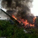 At least five dead in military plane crash — police http://t.co/4JOdqdhaW0 @Gidi_Traffic http://t.co/uk1ceYt1A2