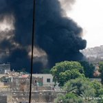 UPDATED Explosion and fire in Fez Medina -. #Maroc #Morocco #newsmaroc http://t.co/plhM5amSPh http://t.co/hoysPwb9kv