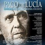 II Encuentro internacional Guitarra Paco de Lucía, Algeciras Julio 2015 #flamenco #cultura #homenaje #pacodelucia http://t.co/RoKo6MVBmG