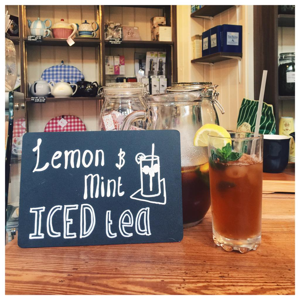 RT @CuriousLeaves: Come and refresh yourself with a lemon & mint iced tea! #curiousleaves #pumphreys #graingermarket #icedtea http://t.co/O8RfG0rqia