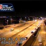 Construction along I-275 SB, near Ashley Dr. FDOT reporting 2 left lanes blocked. #Tampa http://t.co/YSnZ4EHdRK