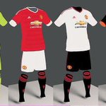Manchester United rumours kits for next season http://t.co/vhrT8Sp74m [@OTFaithful] #MUFC