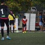 Separuh masa tamat. Malaysia B13 0-0 Segeltorps IF B13 http://t.co/czevjSS8ZO
