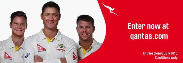 UK fans! Fancy having lunch with some @CricketAus players in London? Find out how T&Cs apply