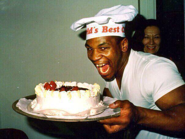 Поздравление с днем рождения для боксера