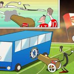 Cartoon of the Day: Will Cech help Arsenal outgun Chelsea? (via @omomani) http://t.co/Yoi8bJuDlG http://t.co/qM8FJxI71G