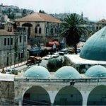 مسجد #جنين القديم من إحدى معالم المدينة #فلسطين #جنين #رمضان_كريم #مغردون_فلسطينيون http://t.co/Gu8RjAJ75M