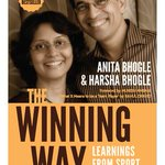 RT @TheWinningWay_: #TheWinningWay with Anita & Harsha Bhogle, is now available in Hindi in digital version. Visit http://t.co/GVVlQd54mR h…
