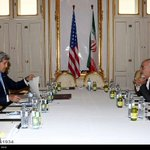 .@JZarif resumes talks with his #US counterpart @JohnKerry http://t.co/kttIa2TdLw #Iran #IranTalks #IranTalksVienna http://t.co/AnHmykF9se