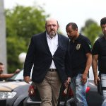 Empreiteiro Ricardo Pessoa diz que pagou para evitar greves http://t.co/oH35NQcjVI http://t.co/e0xpILyztg