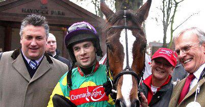 Feel honoured to have been able to play a small part in the incredible career of a true great. RIP Kauto http://t.co/dlnJ9GodhF