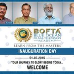 RT @Bofta_Fi: @Bofta_Fi is fully ready & geared up to commence the courses from Tomorrow..! @Dhananjayang