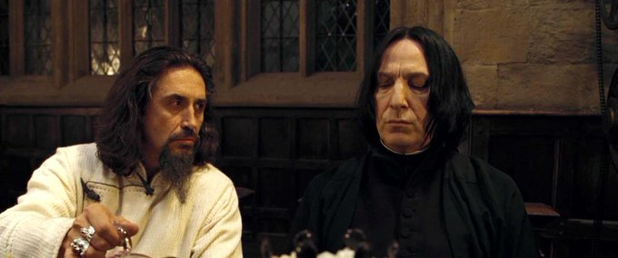 HAPPY BIRTHDAY Predrag Bjelac! He played Igor Karkaroff in the film adaption of Harry Potter and the Goblet of Fire