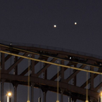 "NASA: Venus and Jupiter could put on ""best backyard sky show of 2015"" on Tuesday night: http://t.co/ctSIK04R82 http://t.co/JwpBfnZaZz"
