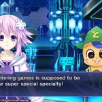 Hyperdimension Neptunia Re;Birth3: V Generation out today on PS Vita: http://t.co/xJqPKSkPMI http://t.co/VS4IyI6tS8