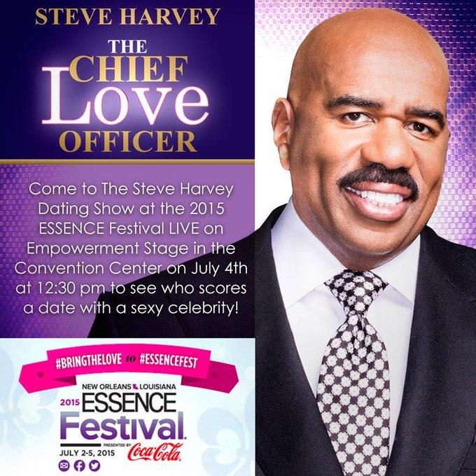 steve harvey dating show