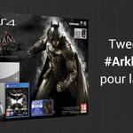 CONCOURS | Tweete avec #ArkhamFnac pour gagner la PS4 Edition Limitée + le jeu Arkham Knight ! http://t.co/7gSa9ZK1L5 http://t.co/FcA8dyDAhl