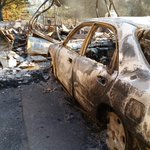This is one of several homes and cars that were completely consumed by the #SleepyHollowFire in #Wenatchee http://t.co/UiZAJFCsnp