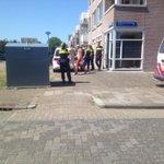Politie heeft zojuist één aanhouding verricht. http://t.co/VxmYYmdQYw