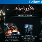 CONCOURS   Follow + RT pour gagner un Pack PS4 Collector Memorial #BatmanArkhamKnight ! http://t.co/sMBUDA9bdM http://t.co/xENwxnLO6s