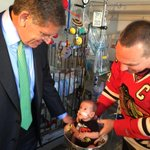 Rocky Wirtz and the healing powers of the Stanley Cup. @NHLBlackhawks @NorthShoreWeb http://t.co/43RdxLwwX9
