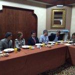 Participando en la 4ta sesión ordinaria del Comité de las Ciudades Hermanas. #Saltillo http://t.co/7dONIAoHXO