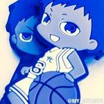 リアルタイム視聴!TVアニメ『黒子のバスケ』応援ありがとうございました! 青峰大輝として過ごした時間は宝物です。また彼を演じる機会がある事を願わずにはいられません。ありがとう! http://t.co/24TEjUl2Na