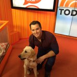 RT @eastoncorbin: Mission complete. Got to meet @WranglerTODAY at the @TODAYshow. Thanks for having me today! #AboutToGetReal http://t.co/z…