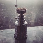 Just enjoying the view. #StanleyCup http://t.co/Y2GhGrUes4
