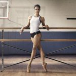 Misty Copeland became 1st Black Principal Ballerina at the American Ballet Theater Look at what ballet does for legs! http://t.co/KCtdLzCBPf