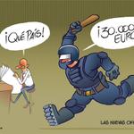 Doce viñetas que nos explican de forma esclarecedora la Ley Mordaza. http://t.co/SHJBW7lNNA http://t.co/MRnFwy64UH