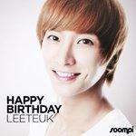 Happy Birthday to #SuperJuniors leader, Leeteuk! #HappyLeeteukDay http://t.co/2Sq8wKpLhd