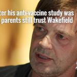 ICYMI: Discredited autism guru Andrew Wakefield working to repair reputation, takes aim at CDC http://t.co/KlkkvLsJBj http://t.co/M7czRZvFWe