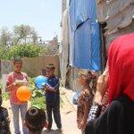 أطفال #غزة بيستحقو يعيشو زي غيرهم ❤ اليوم ببيت حانون ❤ http://t.co/PA9n5RHsWo
