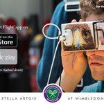 RT @StellaArtoisUK: RT for a chance to win a VR headset so you can fly above @Wimbledon like Rufus. 18+  Ends 3/7 http://t.co/f7Dswzs4qz