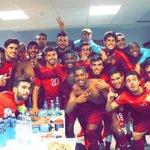 Portugal confia em vocês e vocês merecem muito esta vitória! Força, miúdos! #sub21 #U21 #forcaportugal #euro2015 http://t.co/LFsZRhAkOA
