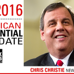 Breaking News: @ChrisChristie announces he is running for president in 2016. http://t.co/MkiUmbaSRh