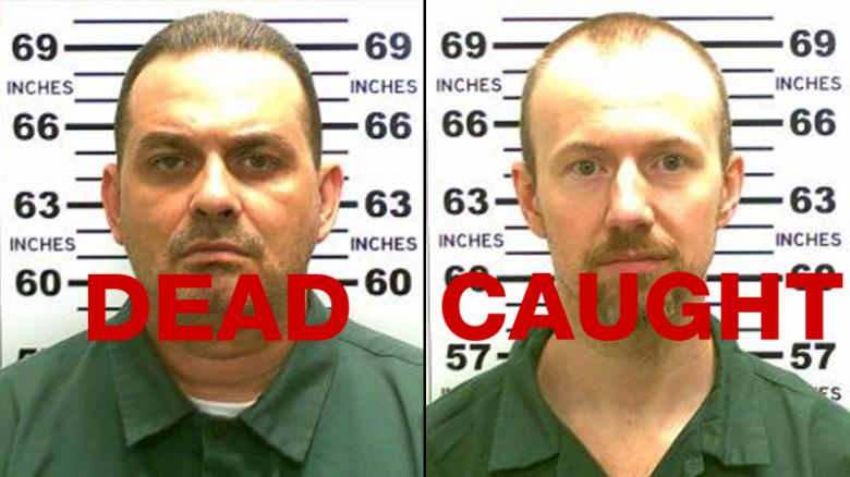 #Breaking: New York prison escape: 12 prison workers have been placed on administrative leave: http://t.co/s76LmcESjW