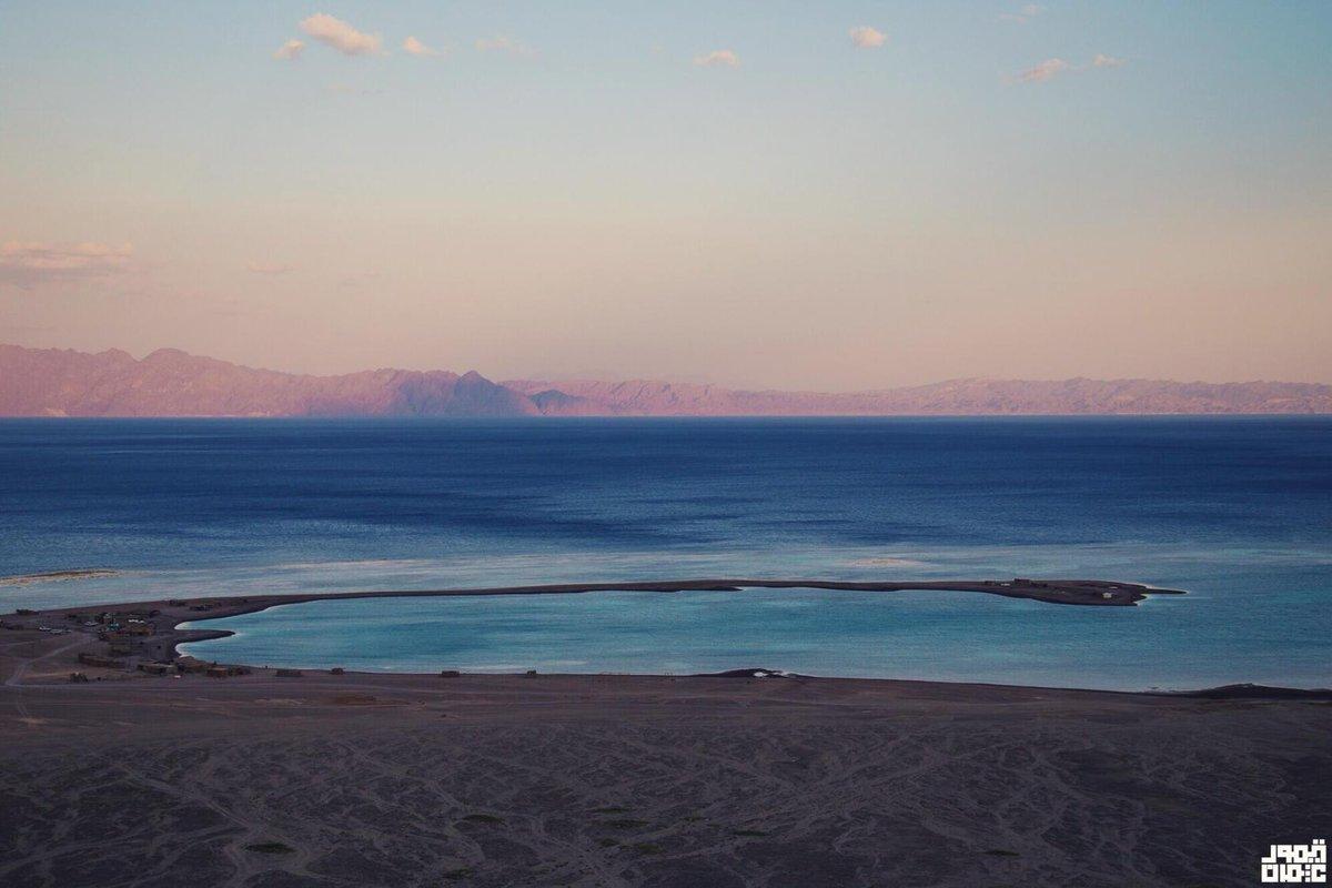 This view & this palette. Blue Lagoon of Ras Abou Galoum, Dahab, Sinai - Egypt #RoamEgypt #ThisIsEgypt http://t.co/0uuxiM7hMc