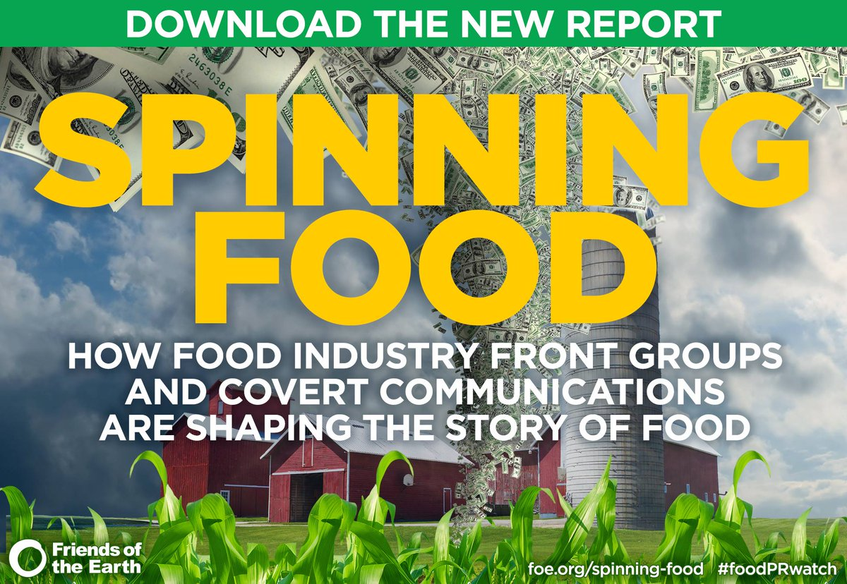 Spinning Food: agribiz front groups using PR spin to attack organic, defend #GMOs http://t.co/yxbZXxLvpH #foodPRwatch http://t.co/GxT7LkJW83