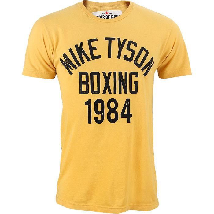 Happy Birthday, @MikeTyson! Support the fiercest boxer ever with his @rootsoffight shirts! http://t.co/BZSRlE3YdL http://t.co/WqnAH5YgX0